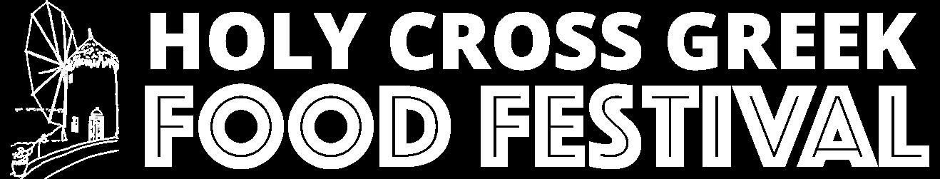 Holy Cross Greek Food Online-Only Sale